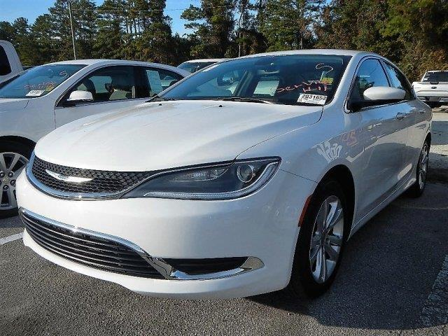 2015 chrysler 200 limited limited 4dr sedan for sale in jacksonville north carolina classified. Black Bedroom Furniture Sets. Home Design Ideas