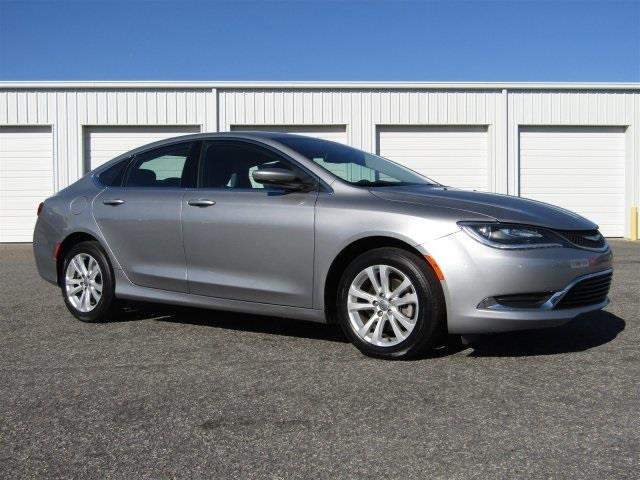2015 chrysler 200 limited limited 4dr sedan for sale in elizabeth city north carolina. Black Bedroom Furniture Sets. Home Design Ideas