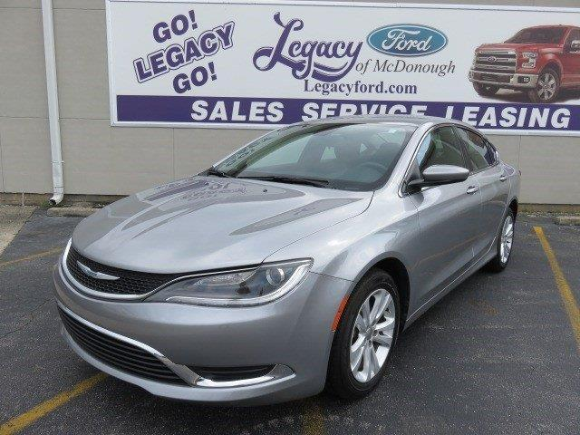 2015 chrysler 200 limited limited 4dr sedan for sale in mcdonough georgia classified. Black Bedroom Furniture Sets. Home Design Ideas