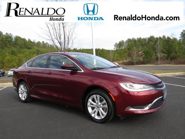 2015 chrysler 200 limited limited 4dr sedan for sale in shelby north carolina classified. Black Bedroom Furniture Sets. Home Design Ideas
