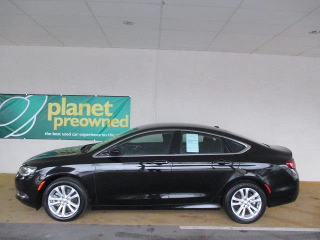 2015 Chrysler 200 Limited Limited 4dr Sedan