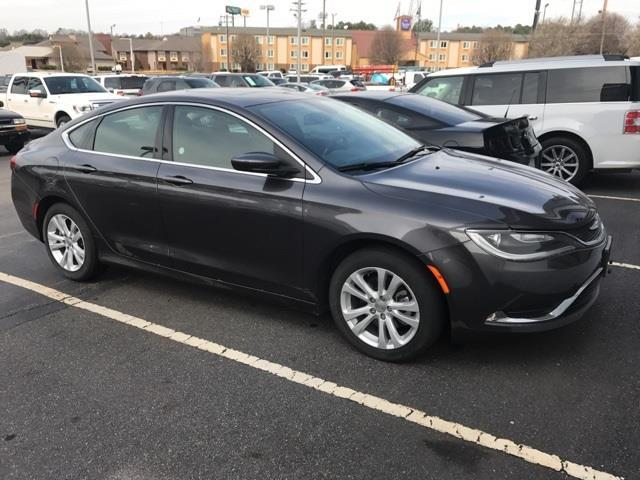 2015 chrysler 200 limited limited 4dr sedan for sale in hickory north carolina classified. Black Bedroom Furniture Sets. Home Design Ideas