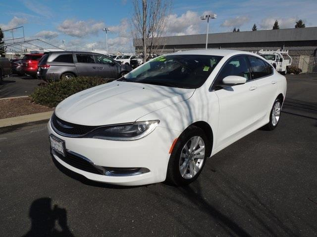 2015 chrysler 200 limited limited 4dr sedan for sale in tierra buena california classified. Black Bedroom Furniture Sets. Home Design Ideas