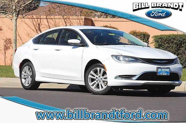 2015 chrysler 200 limited limited 4dr sedan for sale in brentwood california classified. Black Bedroom Furniture Sets. Home Design Ideas