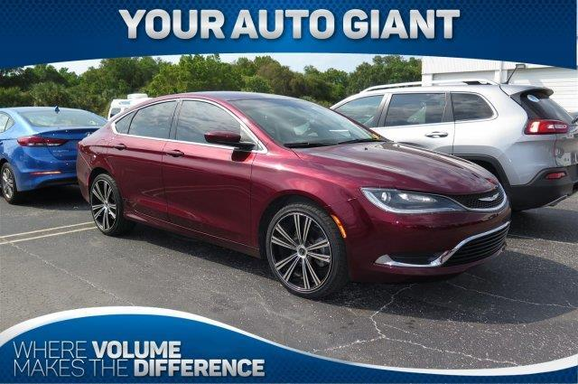 2015 chrysler 200 limited limited 4dr sedan for sale in new port richey florida classified. Black Bedroom Furniture Sets. Home Design Ideas