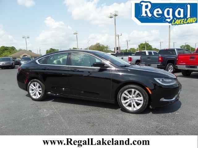 2015 chrysler 200 limited limited 4dr sedan for sale in lakeland florida classified. Black Bedroom Furniture Sets. Home Design Ideas