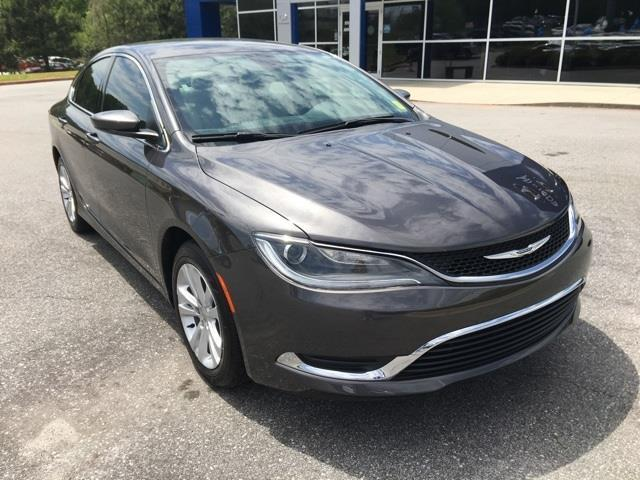 2015 chrysler 200 limited limited 4dr sedan for sale in anderson south carolina classified. Black Bedroom Furniture Sets. Home Design Ideas