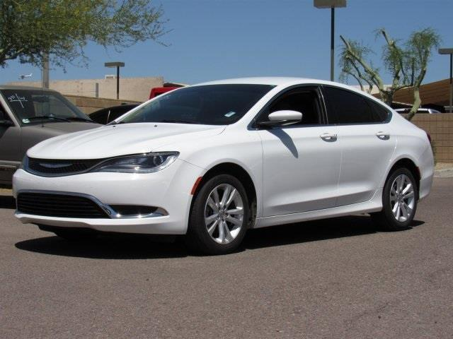 2015 chrysler 200 limited limited 4dr sedan for sale in scottsdale arizona classified. Black Bedroom Furniture Sets. Home Design Ideas