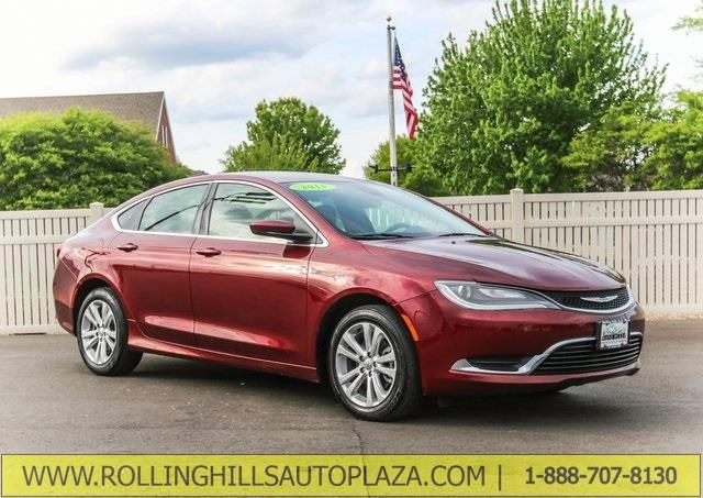 2015 chrysler 200 limited limited 4dr sedan for sale in saint joseph missouri classified. Black Bedroom Furniture Sets. Home Design Ideas