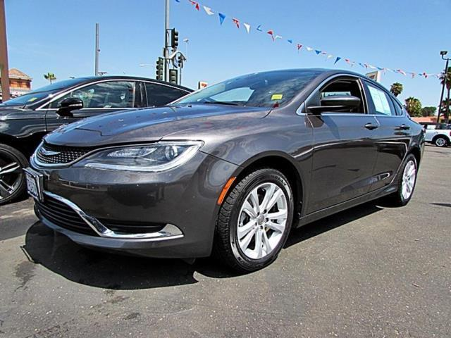 2015 chrysler 200 limited limited 4dr sedan for sale in el cajon california classified. Black Bedroom Furniture Sets. Home Design Ideas