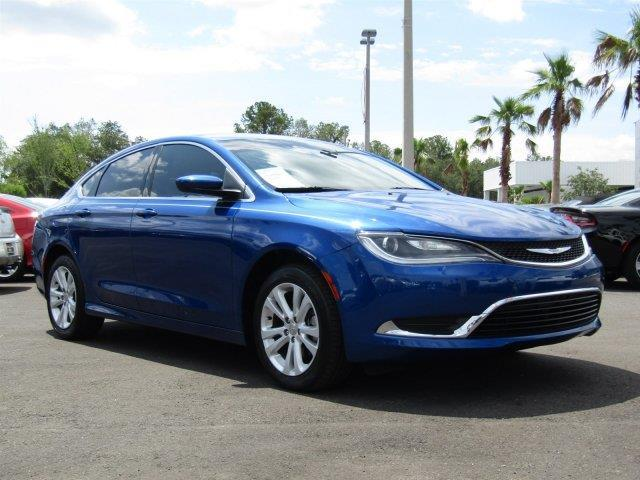 2015 chrysler 200 limited limited 4dr sedan for sale in ocala florida classified. Black Bedroom Furniture Sets. Home Design Ideas