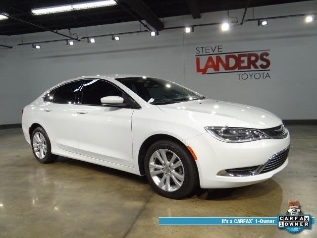 2015 chrysler 200 limited limited 4dr sedan for sale in little rock arkansas classified. Black Bedroom Furniture Sets. Home Design Ideas