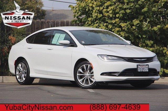2015 chrysler 200 s s 4dr sedan for sale in yuba city california classified. Black Bedroom Furniture Sets. Home Design Ideas