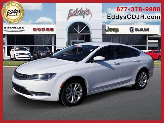 2015 chrysler 200 sedan limited for sale in wichita kansas classified. Black Bedroom Furniture Sets. Home Design Ideas