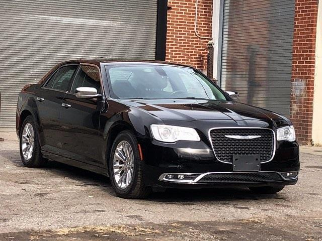 2015 Chrysler 300 C C 4dr Sedan