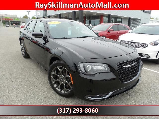 2015 chrysler 300 s awd s 4dr sedan for sale in indianapolis indiana classified. Black Bedroom Furniture Sets. Home Design Ideas