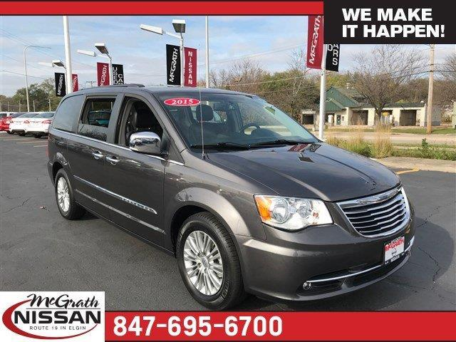 2015 Chrysler Town And Country Touring L Touring L 4dr