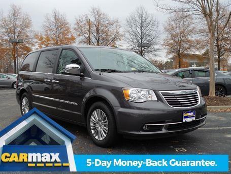 2015 chrysler town and country touring l touring l 4dr mini van for sale in virginia beach. Black Bedroom Furniture Sets. Home Design Ideas