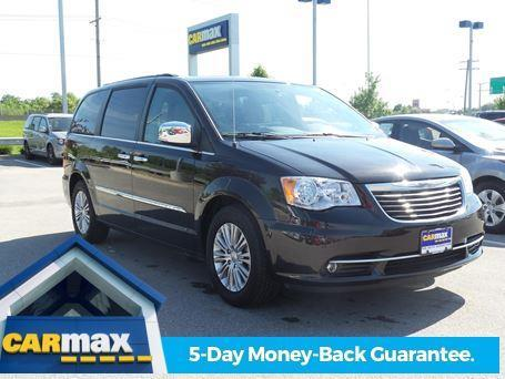2015 chrysler town and country touring l touring l 4dr mini van for sale in saint peters. Black Bedroom Furniture Sets. Home Design Ideas