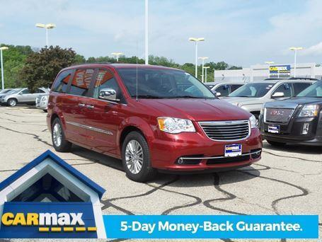 2015 chrysler town and country touring l touring l 4dr mini van for sale in cincinnati ohio. Black Bedroom Furniture Sets. Home Design Ideas
