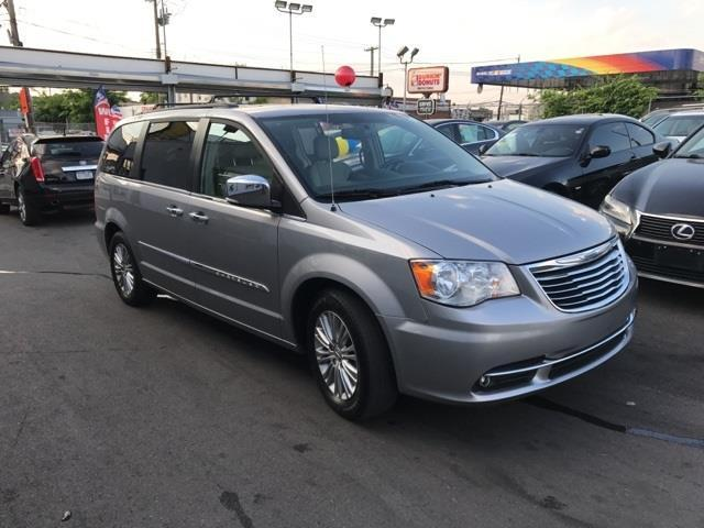 2015 chrysler town and country touring l touring l 4dr mini van for sale in bronx new york. Black Bedroom Furniture Sets. Home Design Ideas