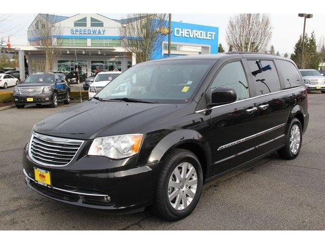 2015 chrysler town and country touring touring 4dr mini van for sale in monroe washington. Black Bedroom Furniture Sets. Home Design Ideas