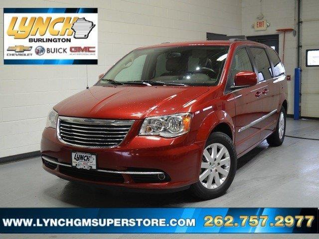 2015 chrysler town and country touring touring 4dr mini van for sale in burlington wisconsin. Black Bedroom Furniture Sets. Home Design Ideas