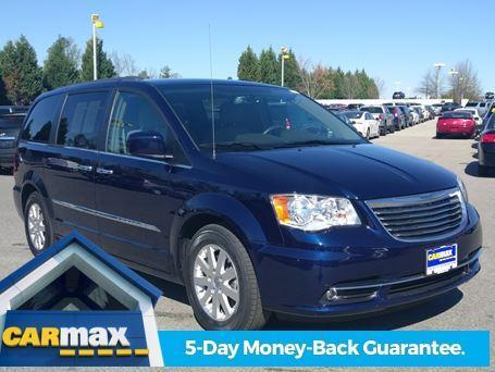2015 chrysler town and country touring touring 4dr mini van for sale in hickory north carolina. Black Bedroom Furniture Sets. Home Design Ideas