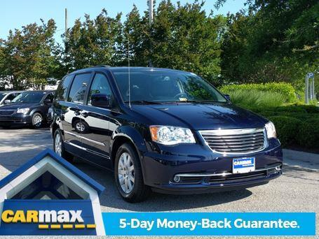 2015 chrysler town and country touring touring 4dr mini van for sale in virginia beach virginia. Black Bedroom Furniture Sets. Home Design Ideas