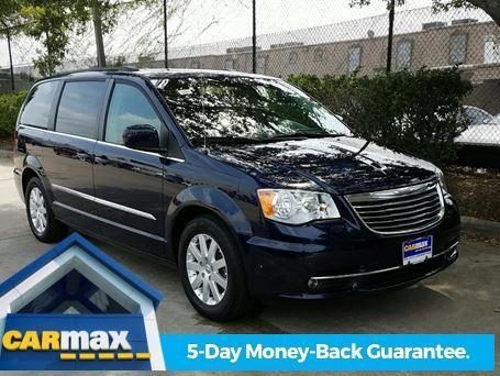 2015 chrysler town and country touring touring 4dr mini van for sale in houston texas. Black Bedroom Furniture Sets. Home Design Ideas