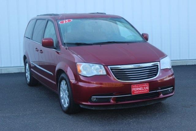 2015 chrysler town and country touring touring 4dr mini van for sale in cheboygan michigan. Black Bedroom Furniture Sets. Home Design Ideas