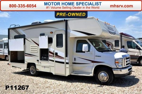 2015 coachmen freelander 21qb for sale in alvarado texas for Motor home specialist inc alvarado texas