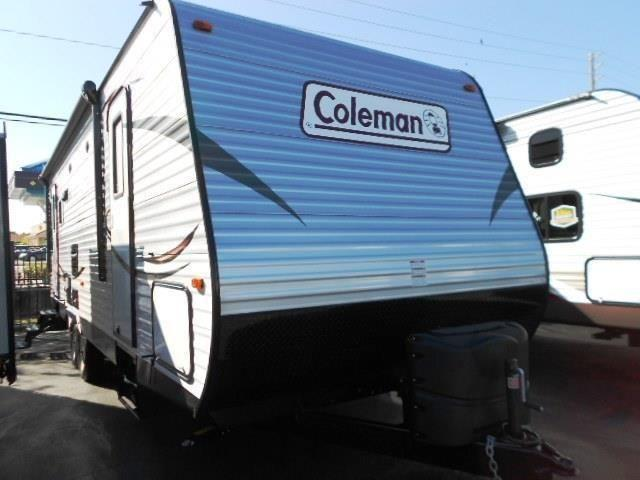 2015 coleman cts270rl for sale in kissimmee florida classified. Black Bedroom Furniture Sets. Home Design Ideas