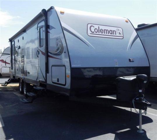 2015 Coleman Travel Trailer In