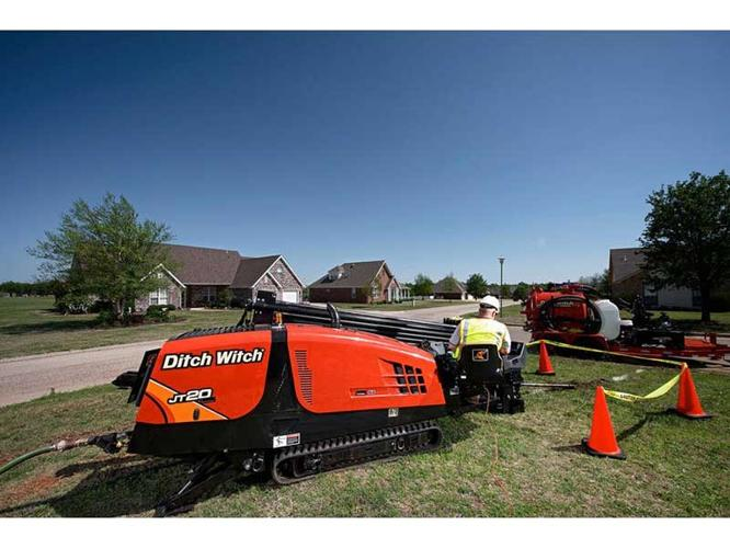 2015 Ditch Witch JT20