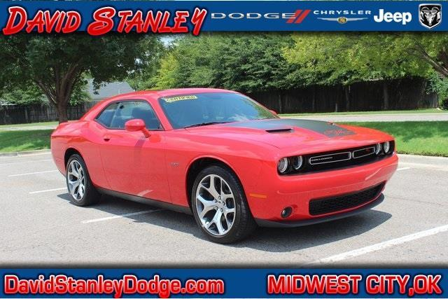 2015 dodge challenger r t plus r t plus 2dr coupe for sale in oklahoma city oklahoma classified. Black Bedroom Furniture Sets. Home Design Ideas