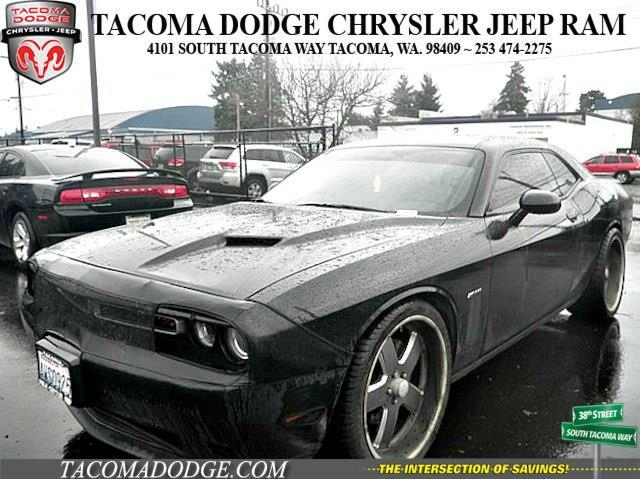 2015 dodge challenger r t r t 2dr coupe for sale in tacoma washington classified. Black Bedroom Furniture Sets. Home Design Ideas