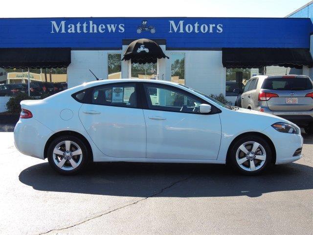 2015 dodge dart sxt sxt 4dr sedan for sale in goldsboro for Matthews motors goldsboro nc