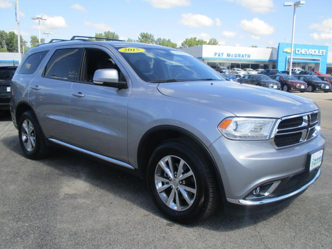2015 dodge durango limited awd limited 4dr suv for sale in dubuque iowa classified. Black Bedroom Furniture Sets. Home Design Ideas