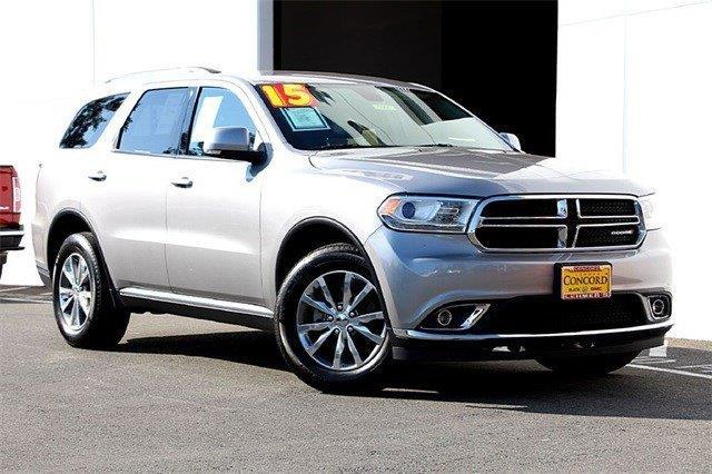 2015 Dodge Durango Limited AWD Limited 4dr SUV