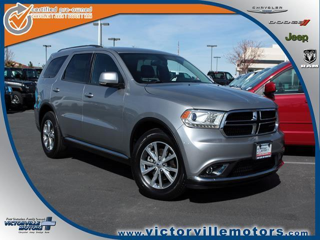 2015 dodge durango limited limited 4dr suv for sale in victorville california classified. Black Bedroom Furniture Sets. Home Design Ideas