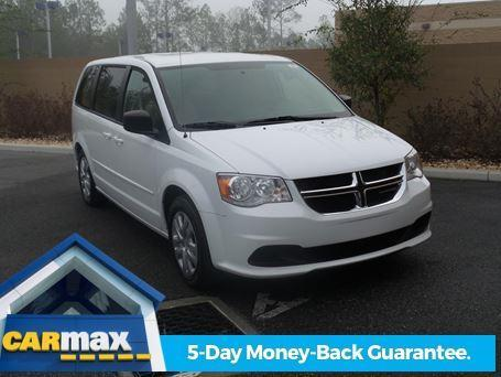 2015 Dodge Grand Caravan SE SE 4dr Mini-Van