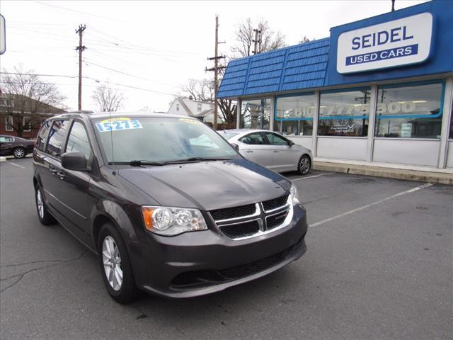 2015 Dodge Grand Caravan SXT SXT 4dr Mini-Van