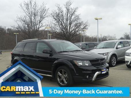 2015 Dodge Journey Crossroad Crossroad 4dr SUV