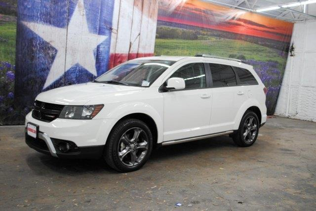 2015 Dodge Journey Crossroad Crossroad 4dr Suv For Sale In