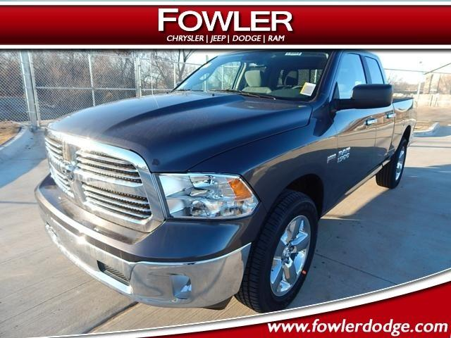 2015 dodge ram 1500 4x4 big horn 4dr quad cab 6 3 ft sb pickup for sale in oklahoma city. Black Bedroom Furniture Sets. Home Design Ideas