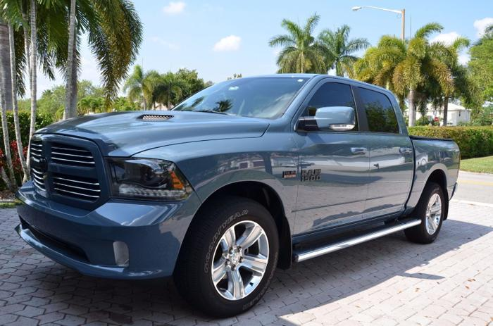 2015 Dodge Truck For Sale