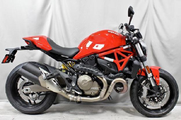 2015 ducati monster 821 red motocorsa portland oregon for sale in portland oregon classified. Black Bedroom Furniture Sets. Home Design Ideas