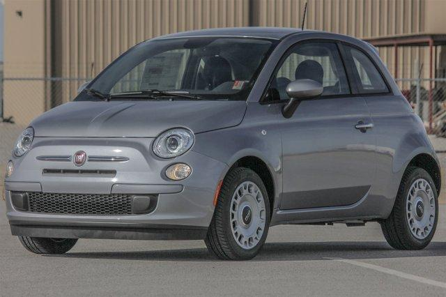 2015 Fiat 500 Pop 2dr Hatchback For Sale In Edmond