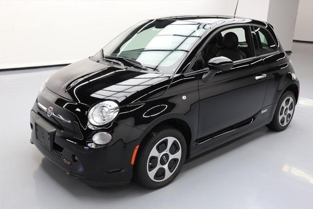 2015 FIAT 500e Base 2dr Hatchback